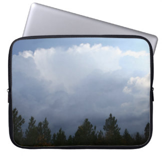 Spearfish Canyon Thunderstorm Laptop Sleeve