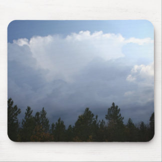 Spearfish Canyon Thunderstorm Mouse Pad