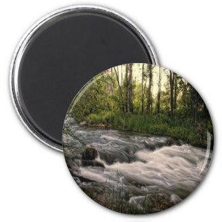 spearfish creek SD 2 Inch Round Magnet