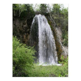 Spearfish Falls Postcard