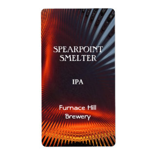 Spearpoint ~ Beer Label
