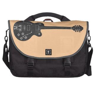 Spec Guitar Laptop Bags