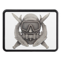 Spec Ops Diver Trailer Hitch Cover