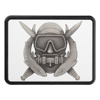 Spec Ops Diver Trailer Hitch Covers