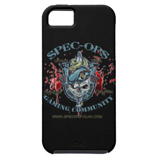 Spec-Ops Gaming Community Logo 2 Bld iPhone SE/5/5s Case