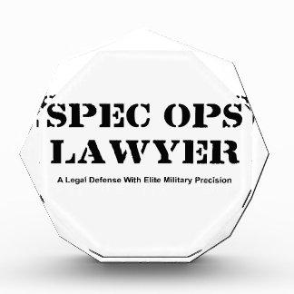Spec Ops Lawyer - Defense Award
