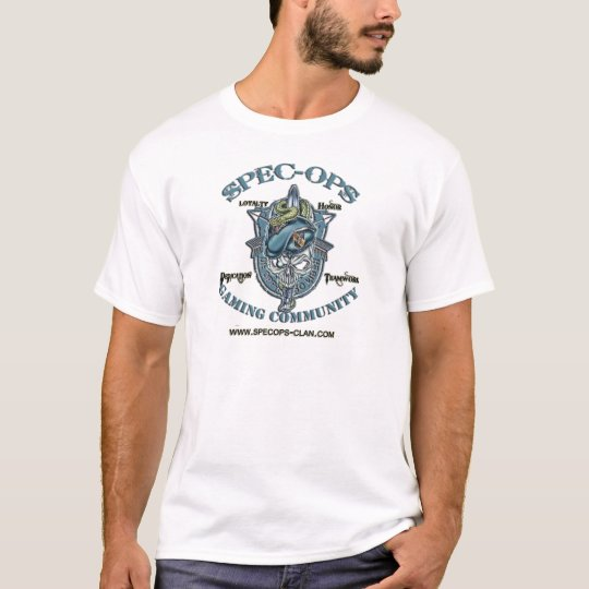 Spec-Ops T-shirts Standard logo
