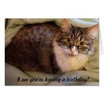 """""""Spec-tacular"""" Birthday Card"""