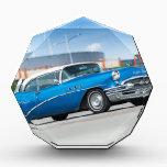 """Special 1955 Old Car Blue Classic Vintage Award<br><div class=""""desc"""">Special 1955 Old Car Blue Classic Vintage</div>"""