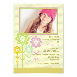 """Special 4 Photo Invitation 5"""" X 7"""" Invitation Card"""