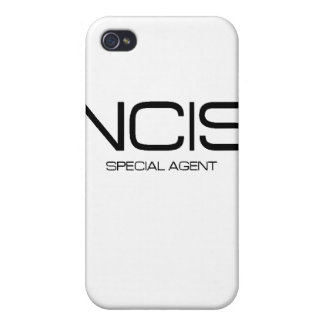 Special Agent iPhone 4 Cases