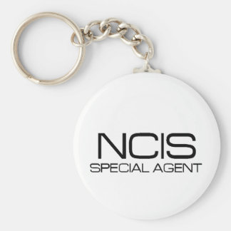 Special Agent Key Chain