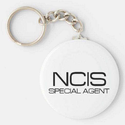 Special Agent Keychain