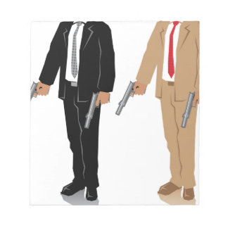 Special Agent Notepad