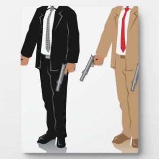 Special Agent Plaque