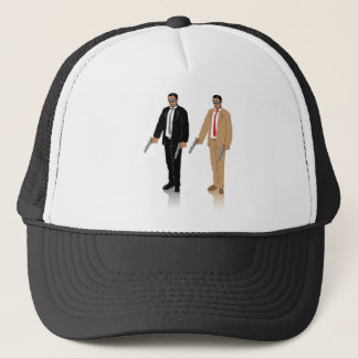 Special Agent Trucker Hat