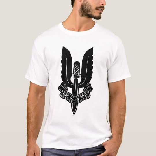 Special Air Service Performance Singlet T-Shirt