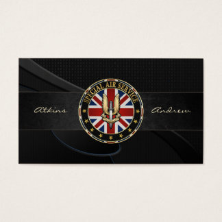 Special Air Service (SAS) Badge [3D] Business Card
