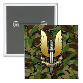 Special Air Service (SAS) Pin