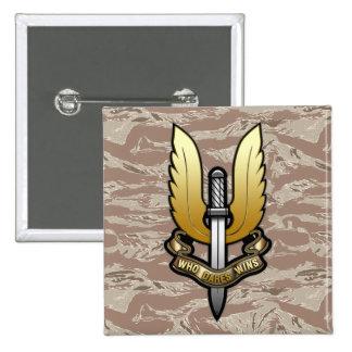 Special Air Service (SAS) Pinback Button