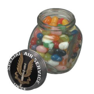 Special Air Service (SAS) Glass Jar