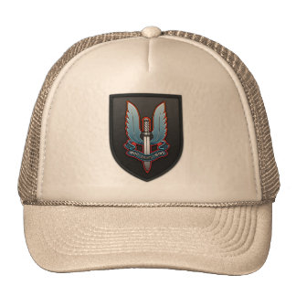 Special Air Service (SAS) Trucker Hat