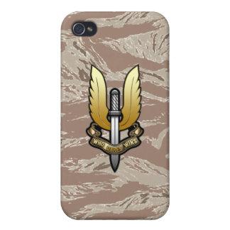 Special Air Service (SAS) iPhone 4/4S Case