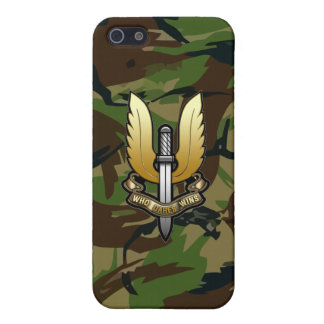 Special Air Service (SAS) Case For iPhone 5