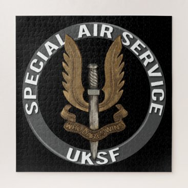 Special Air Service (SAS) Jigsaw Puzzle