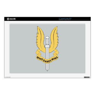 Special Air Service SAS Laptop Skin
