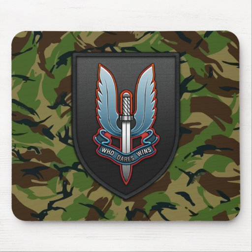 Special Air Service (SAS) Mouse Pads