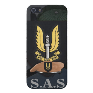 Special Air Service SAS training is Cover For iPhone 5