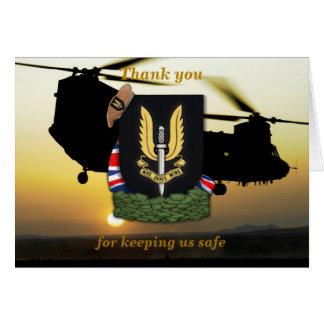 special air service sas veterans vets card