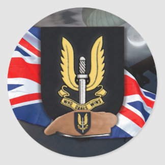 special air service sas vets veterans iraq  Sticke Stickers