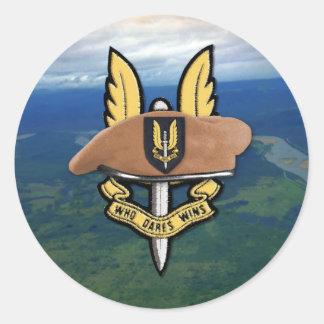 Special air Service scrapbooking veterans Sticker