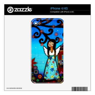 SPECIAL ANGEL iPhone 4 SKIN