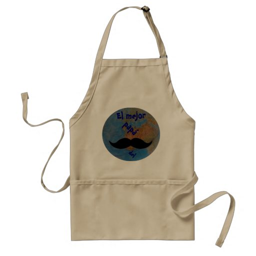 Special apron day of the father