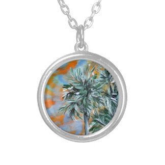 Special  Art Collection 2016 Silver Plated Necklace