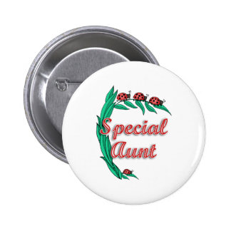 Special Aunt Mother's Day Gift Button