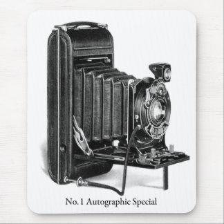 Special autográfico de Photograpy No.1 de la Tapete De Ratón