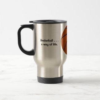 Special Basketball Mug