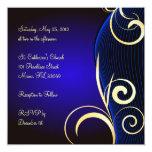 Special birthday or anniversary custom invites
