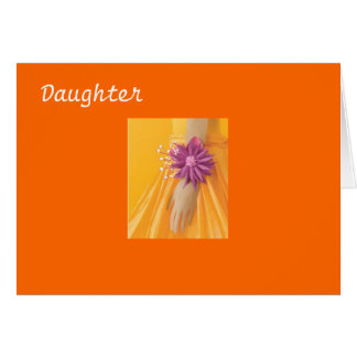 SPECIAL BIRTHDAY WISHES DAUGHTER CARD