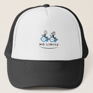 Special Boy Chasing Special Girl Trucker Hat
