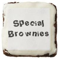 Brownies<