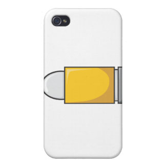 Special Bullet Cover For iPhone 4
