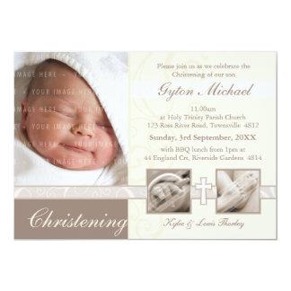 SPECIAL CHRISTENING INVITES :: precious 3L
