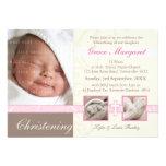 SPECIAL CHRISTENING INVITES :: precious 5L