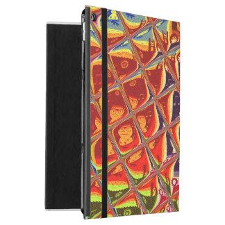 Special Christmas colors Snow Santa HoHoho Pop Art iPad Pro Case