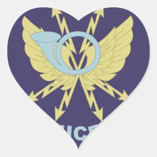 Special Communications Unit, Belorus.png Heart Sticker